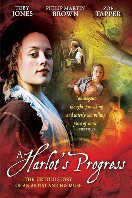 A Harlots Progress (film) movie poster