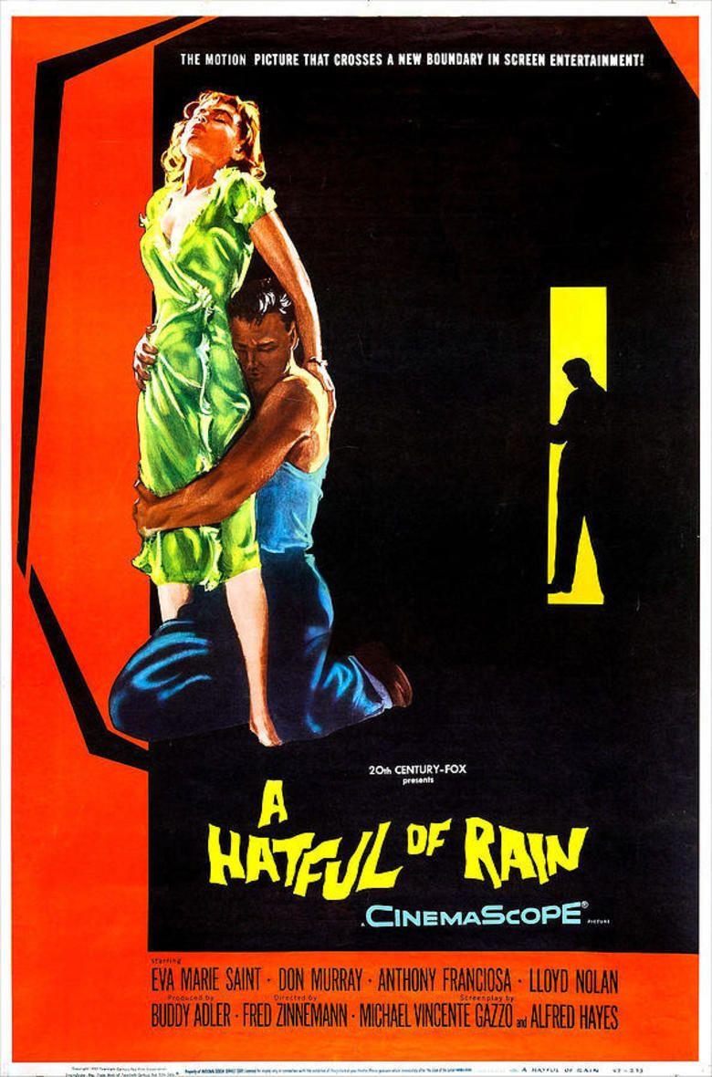 A Hatful of Rain movie poster