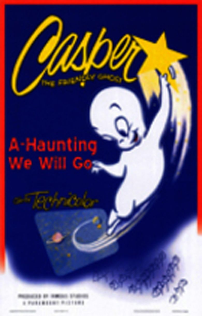 A Haunting We Will Go (1949 film) movie poster