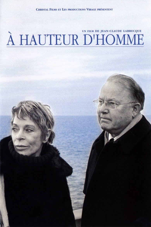 A Hauteur dhomme movie poster