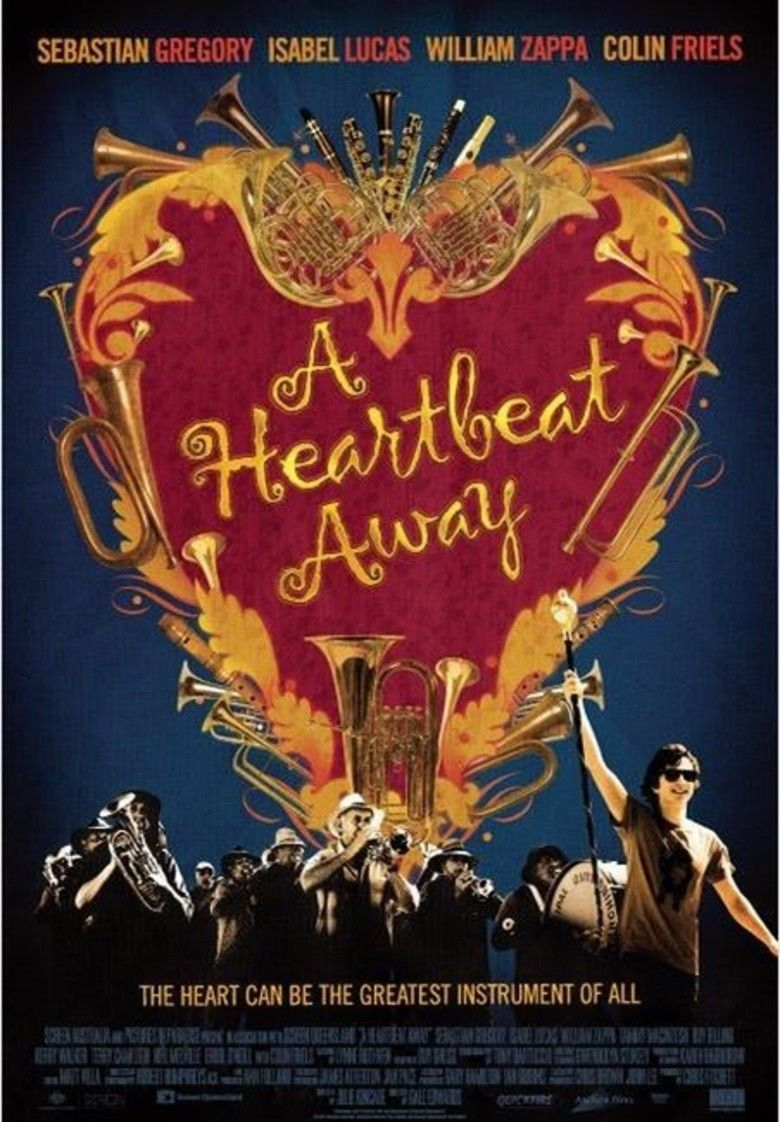 A Heartbeat Away movie poster