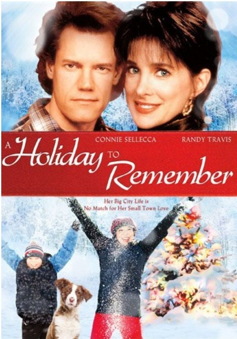 A Holiday to Remember movie poster