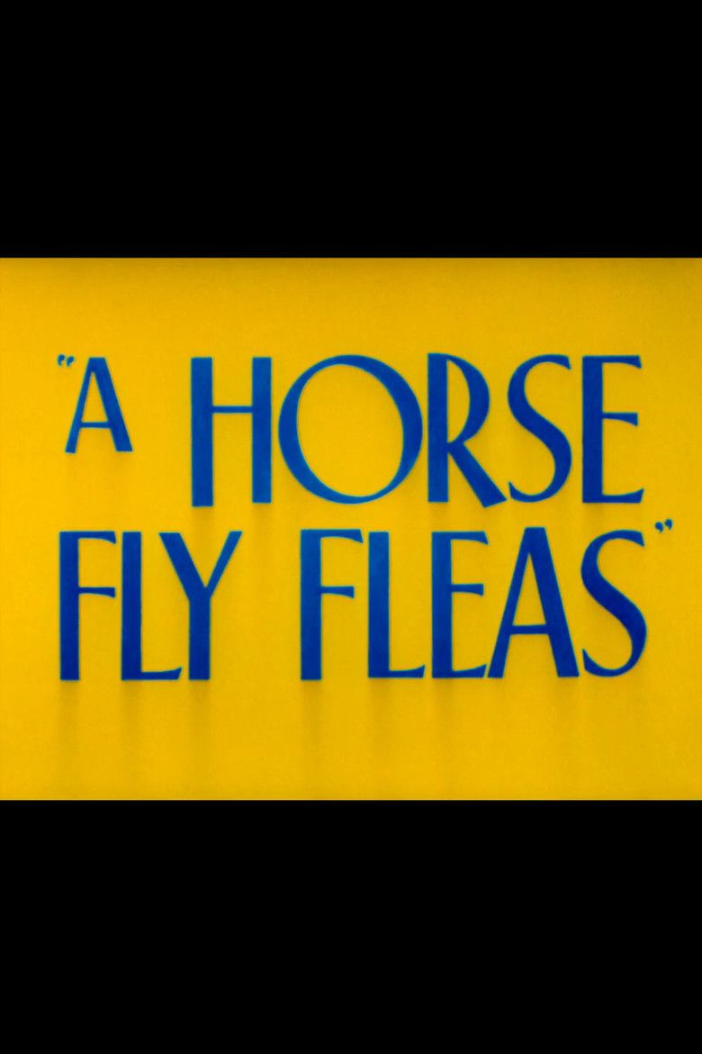 A Horsefly Fleas movie poster