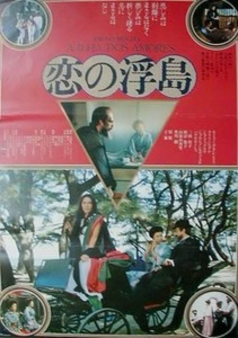 A Ilha dos Amores movie poster
