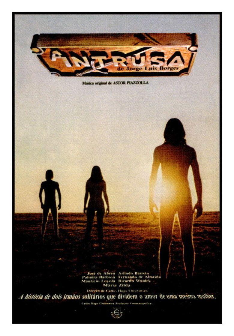 A Intrusa movie poster