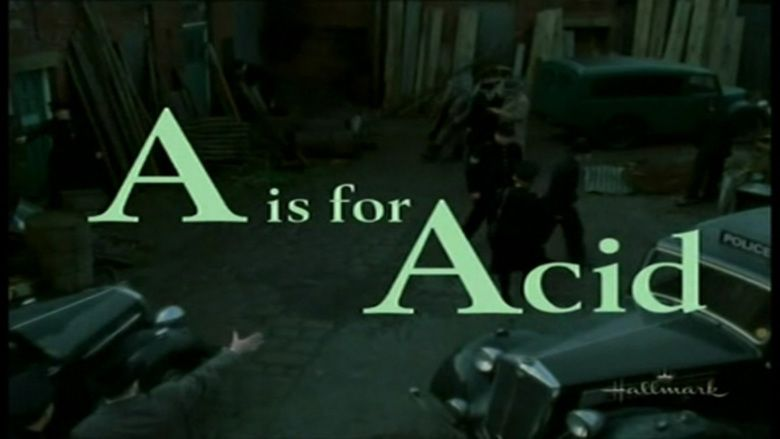 A Is for Acid movie scenes