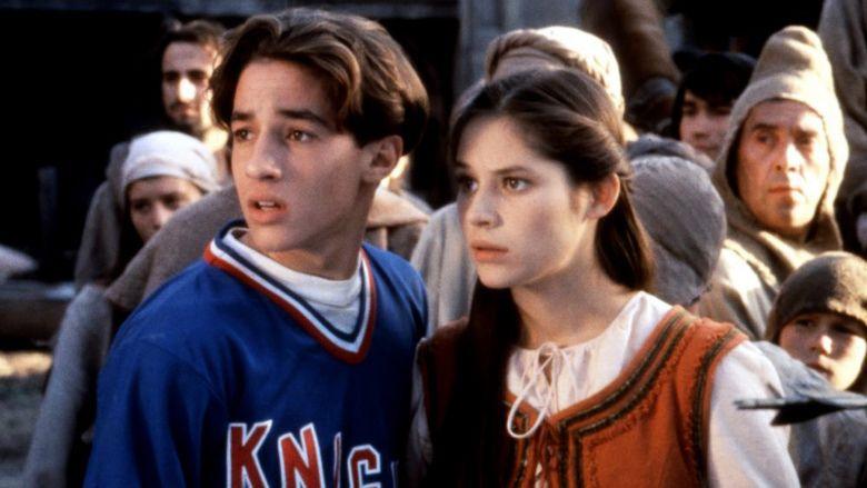 A Kid in King Arthurs Court movie scenes