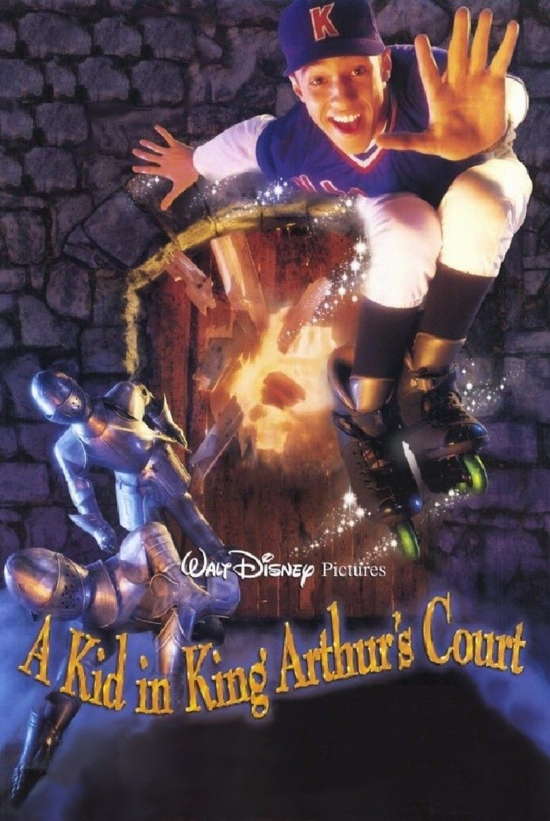 A Kid in King Arthurs Court movie poster