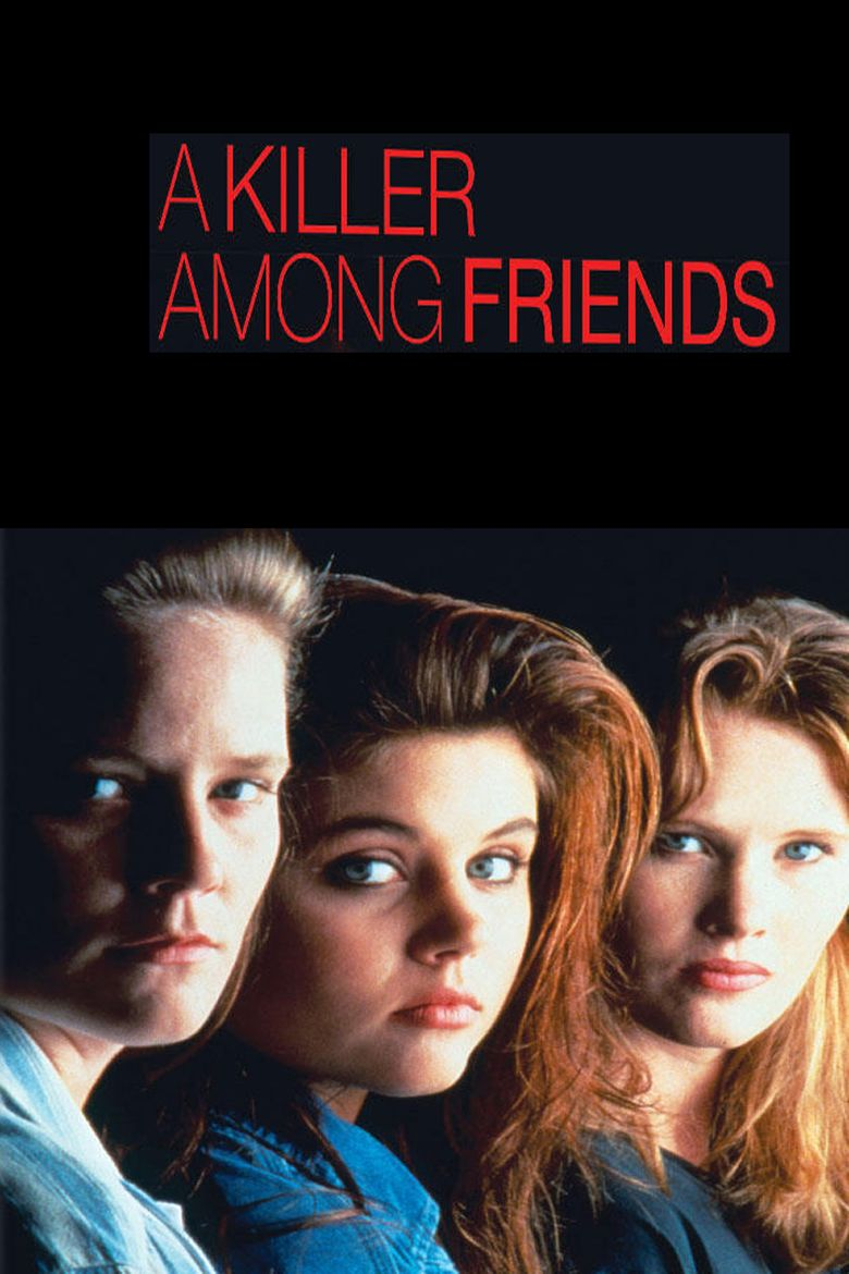 A Killer Among Friends movie poster