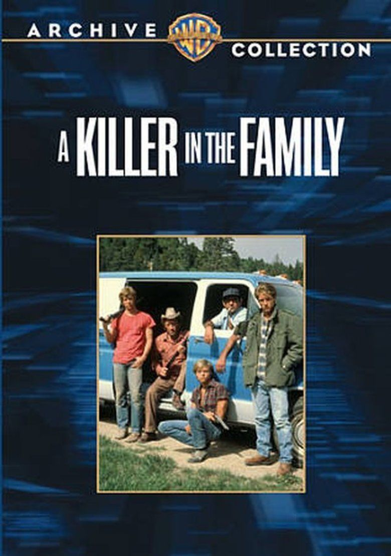 A Killer in the Family movie poster