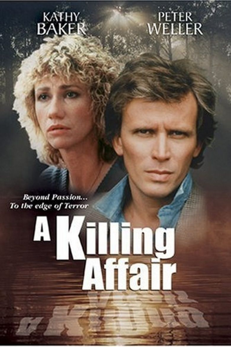 A Killing Affair movie poster