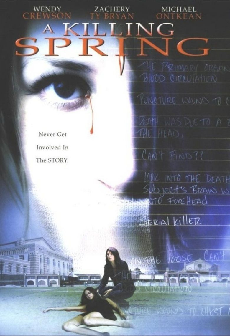 A Killing Spring movie poster