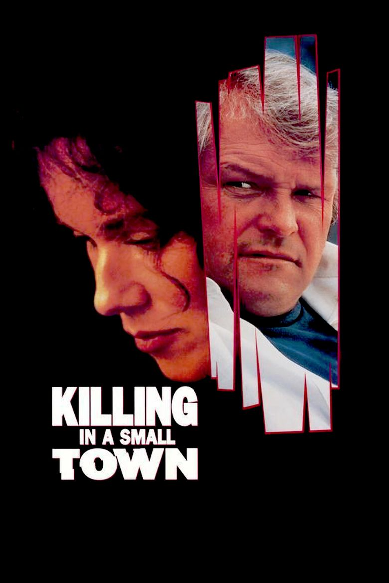 A Killing in a Small Town movie poster