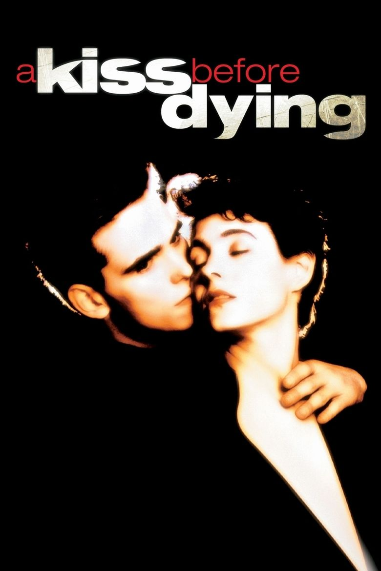 A Kiss Before Dying (1991 film) movie poster