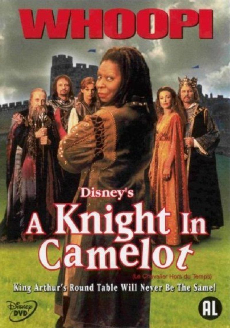 A Knight in Camelot movie poster