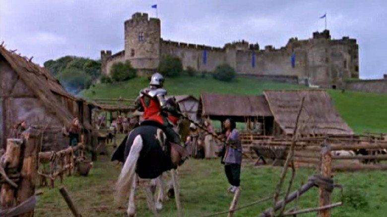 A Knight in Camelot movie scenes