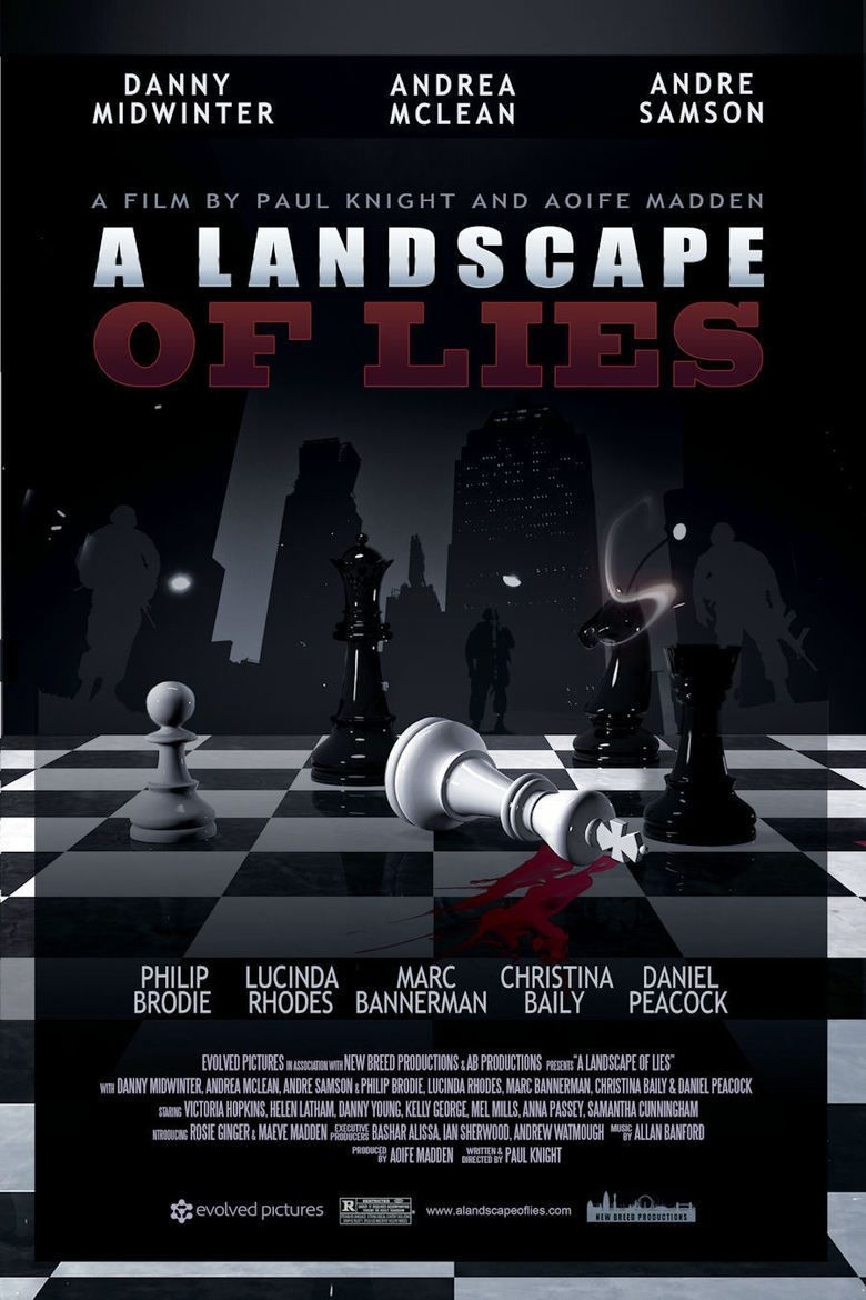 A Landscape of Lies movie poster
