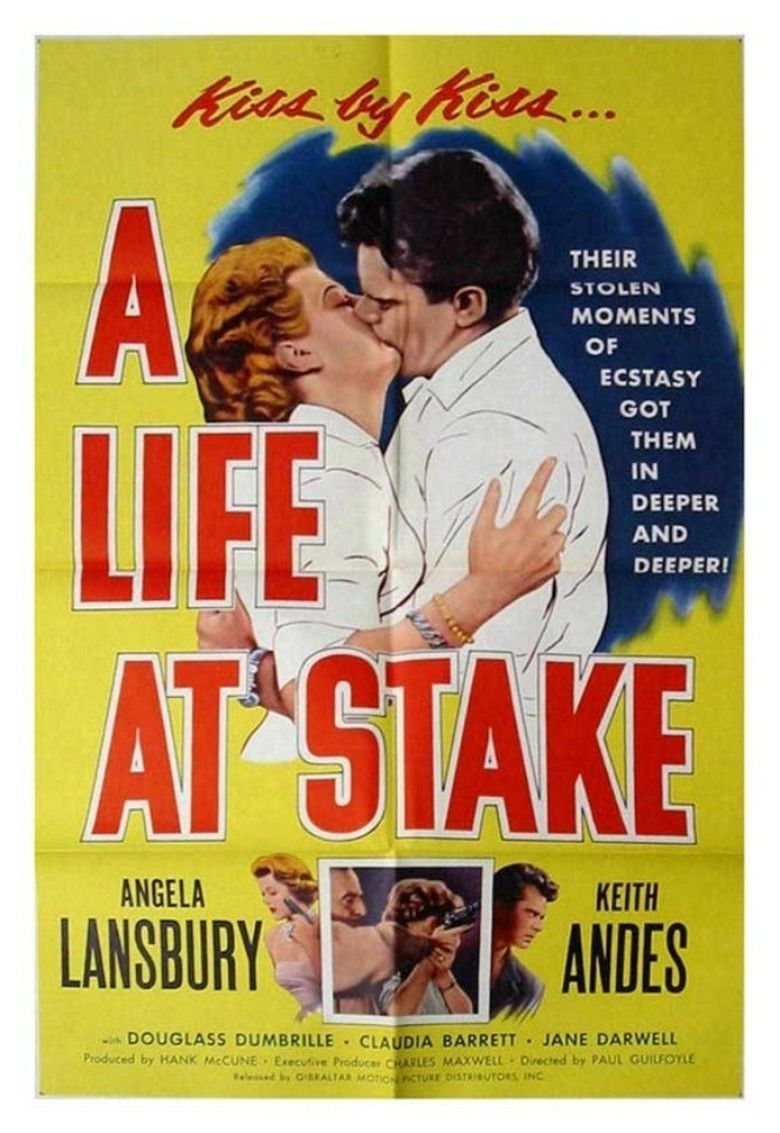 A Life at Stake movie poster