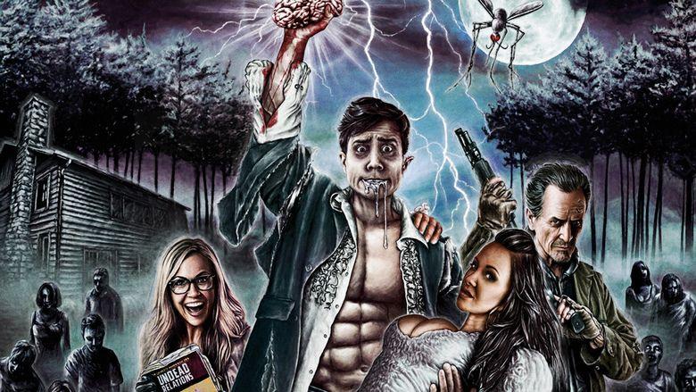 A Little Bit Zombie movie scenes