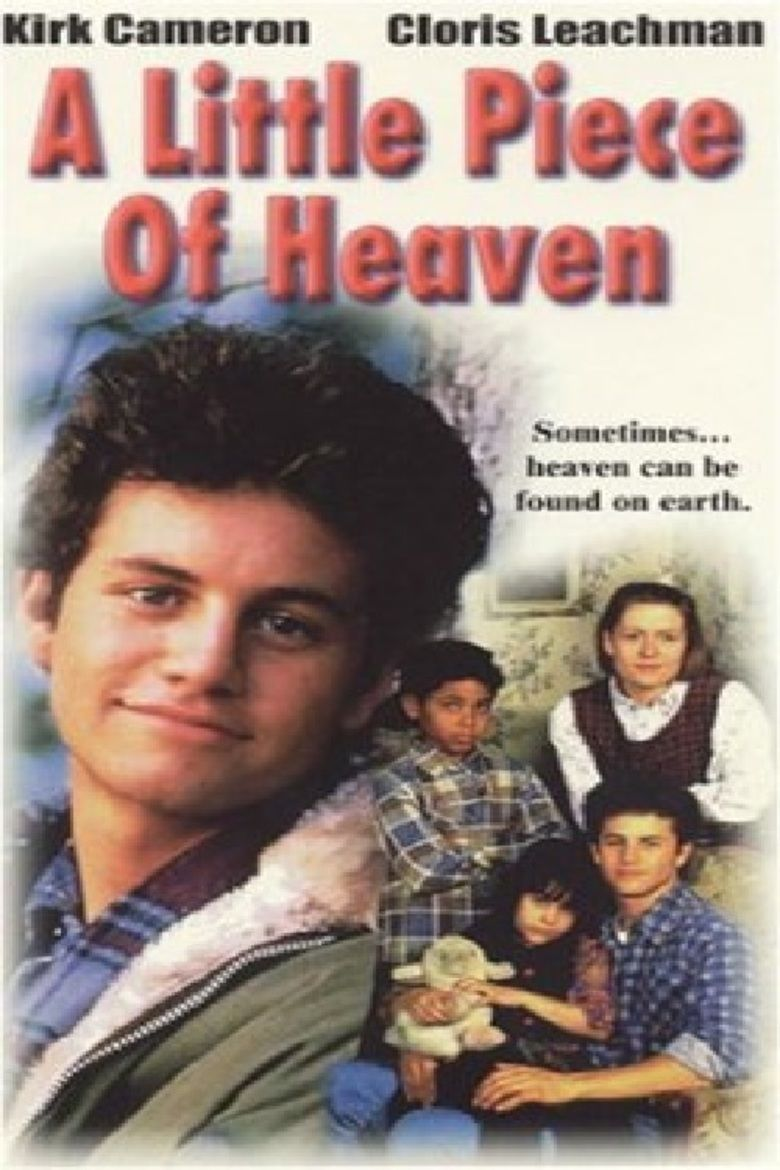 A Little Piece of Heaven (film) movie poster