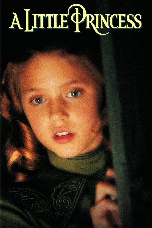 A Little Princess (1995 film) movie poster