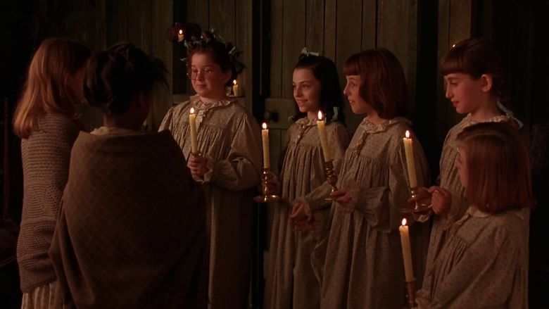 A Little Princess (1995 film) movie scenes