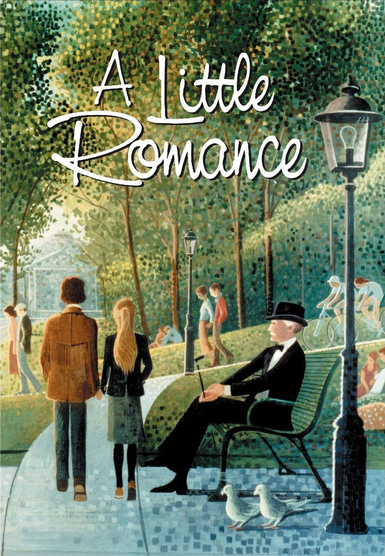 A Little Romance movie poster