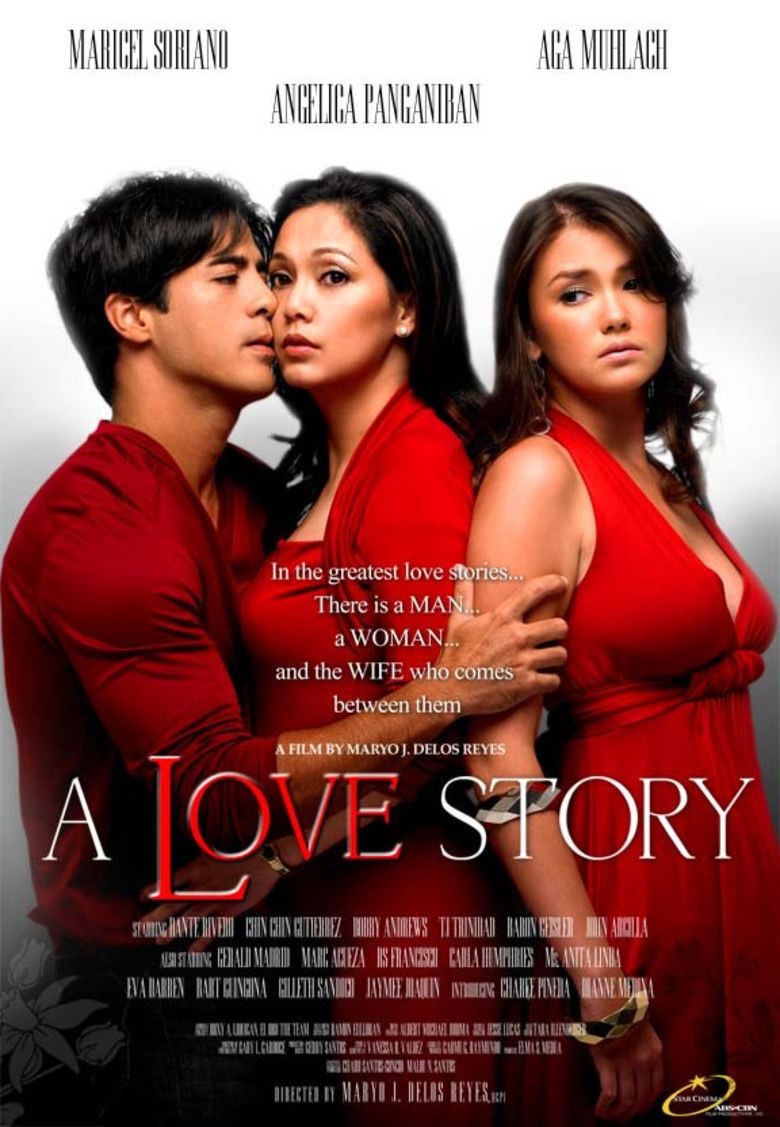 A Love Story (2007 film) movie poster