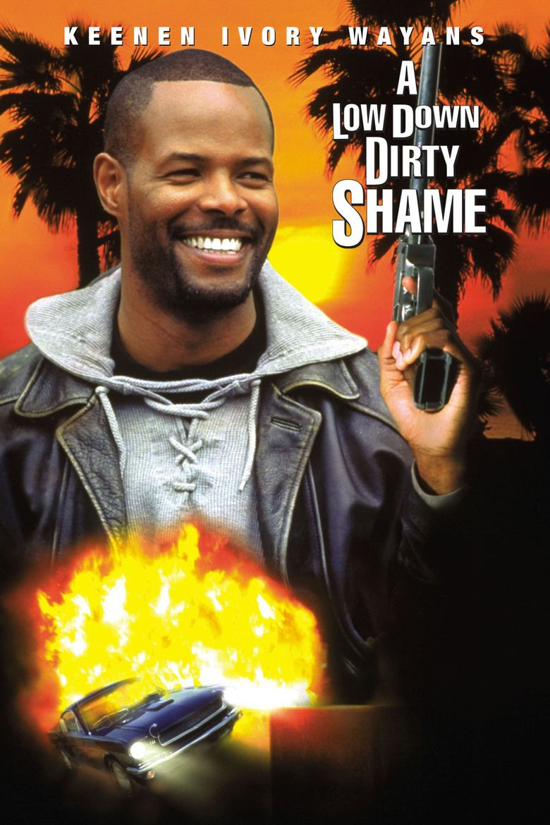 A Low Down Dirty Shame movie poster