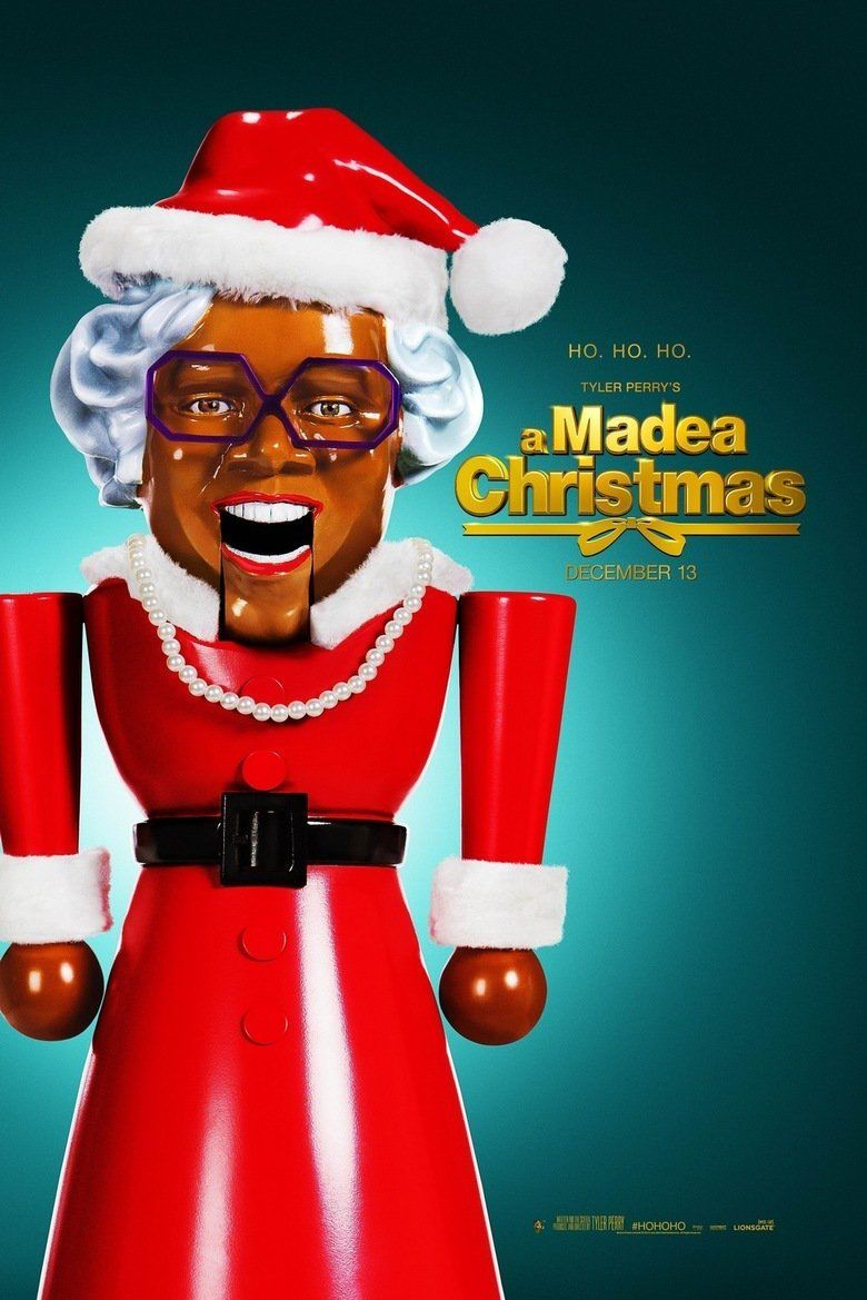 A Madea Christmas (film) movie poster