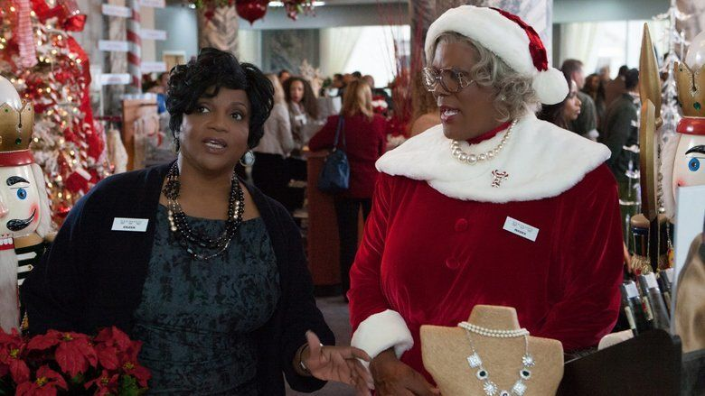 A Madea Christmas (film) movie scenes