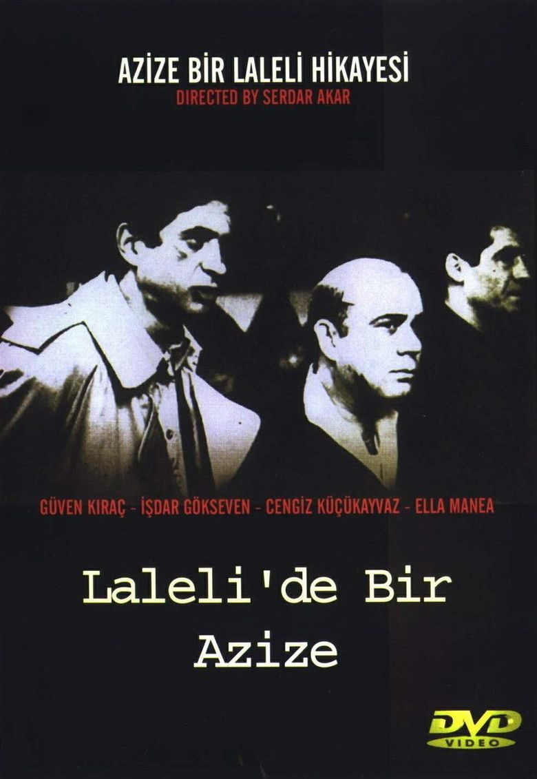 A Madonna in Laleli movie poster