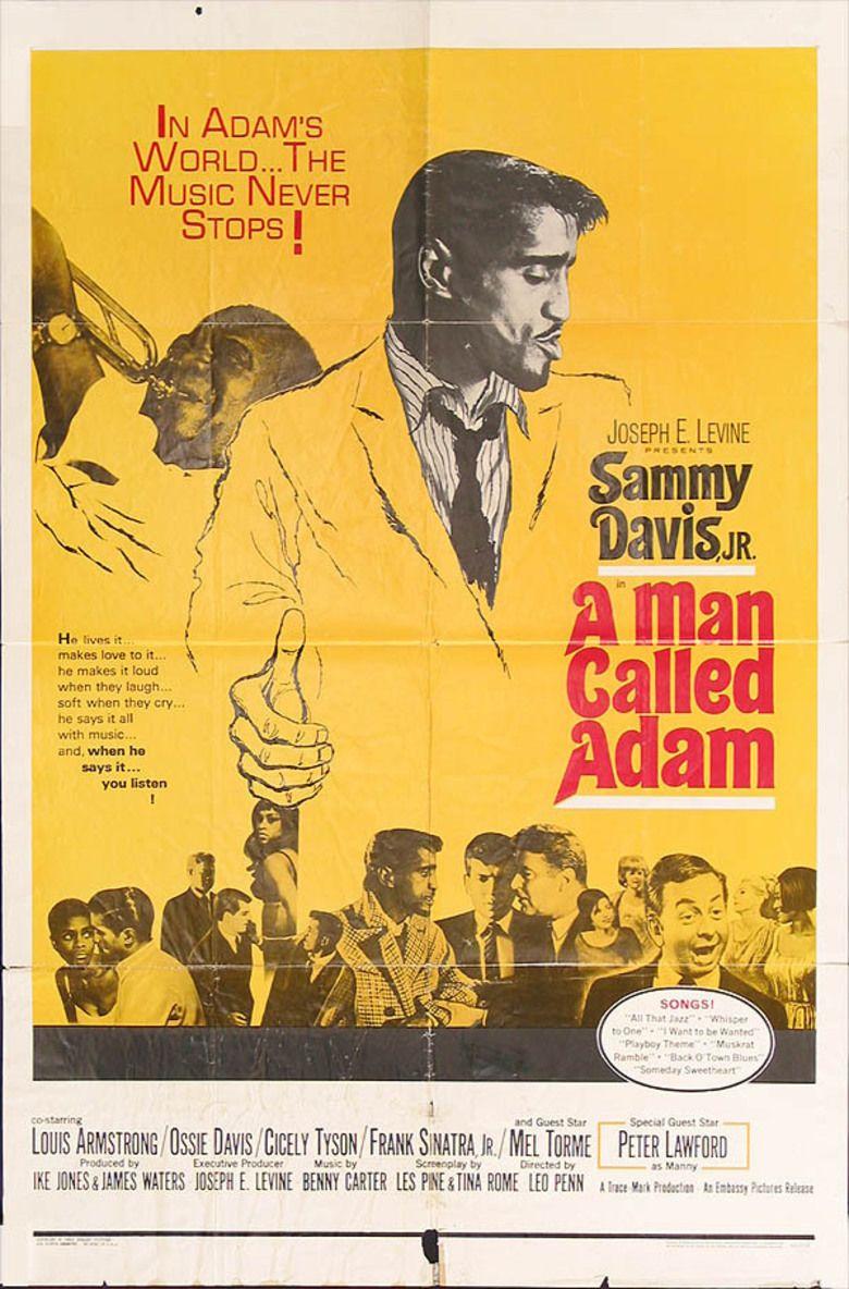 A Man Called Adam (film) movie poster