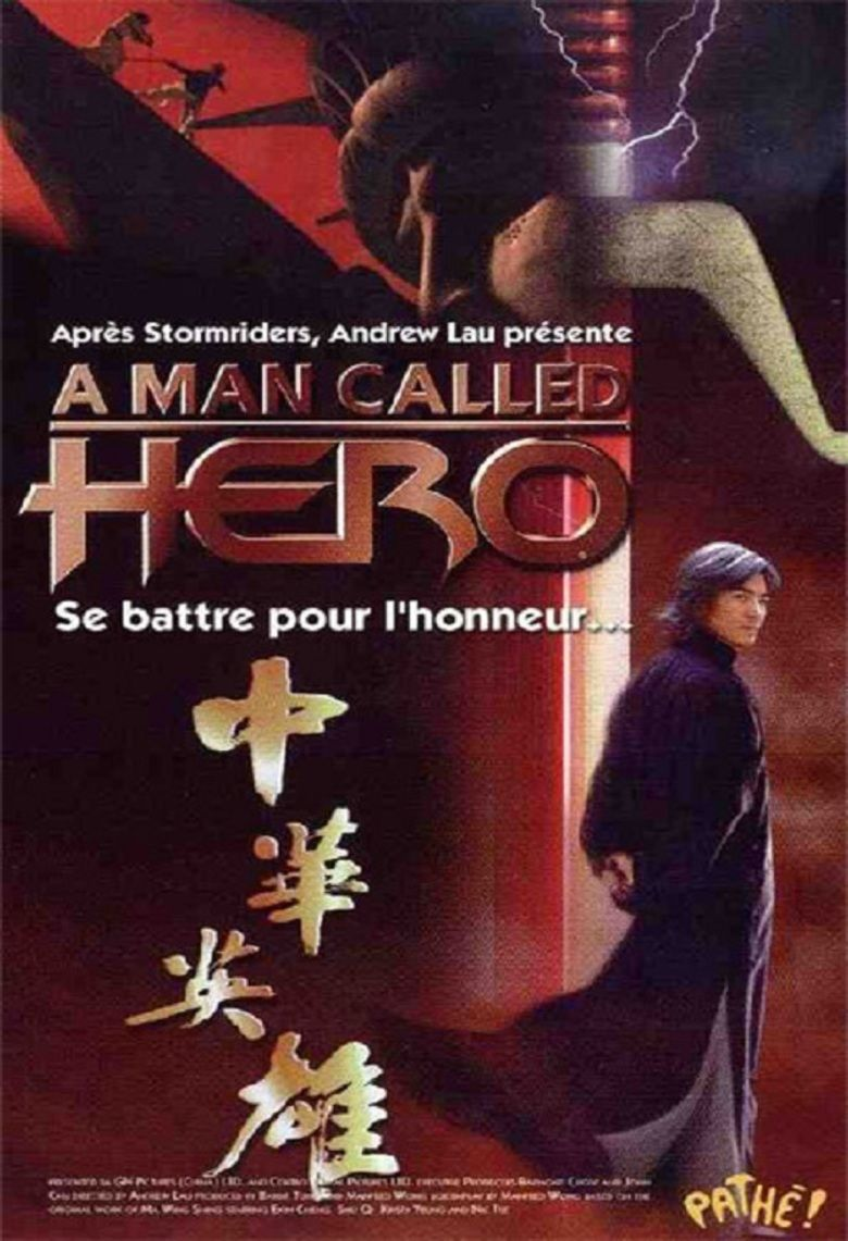 A Man Called Hero movie poster