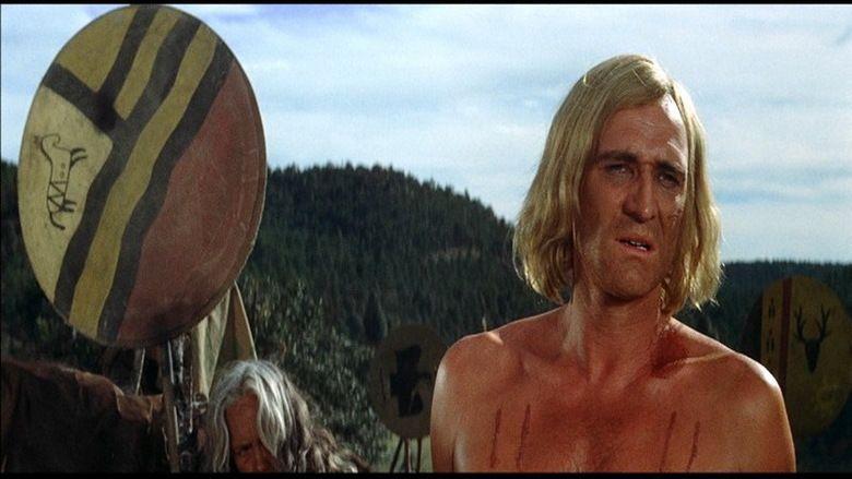A Man Called Horse (film) movie scenes