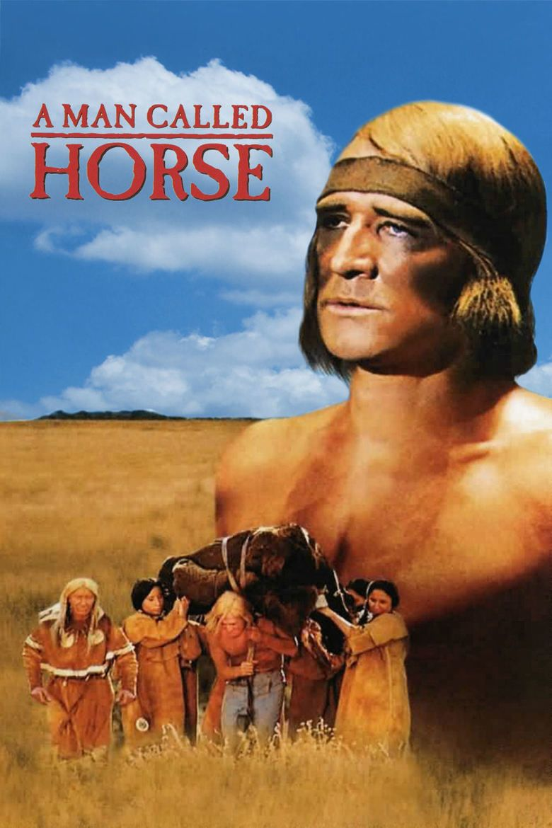 A Man Called Horse (film) movie poster