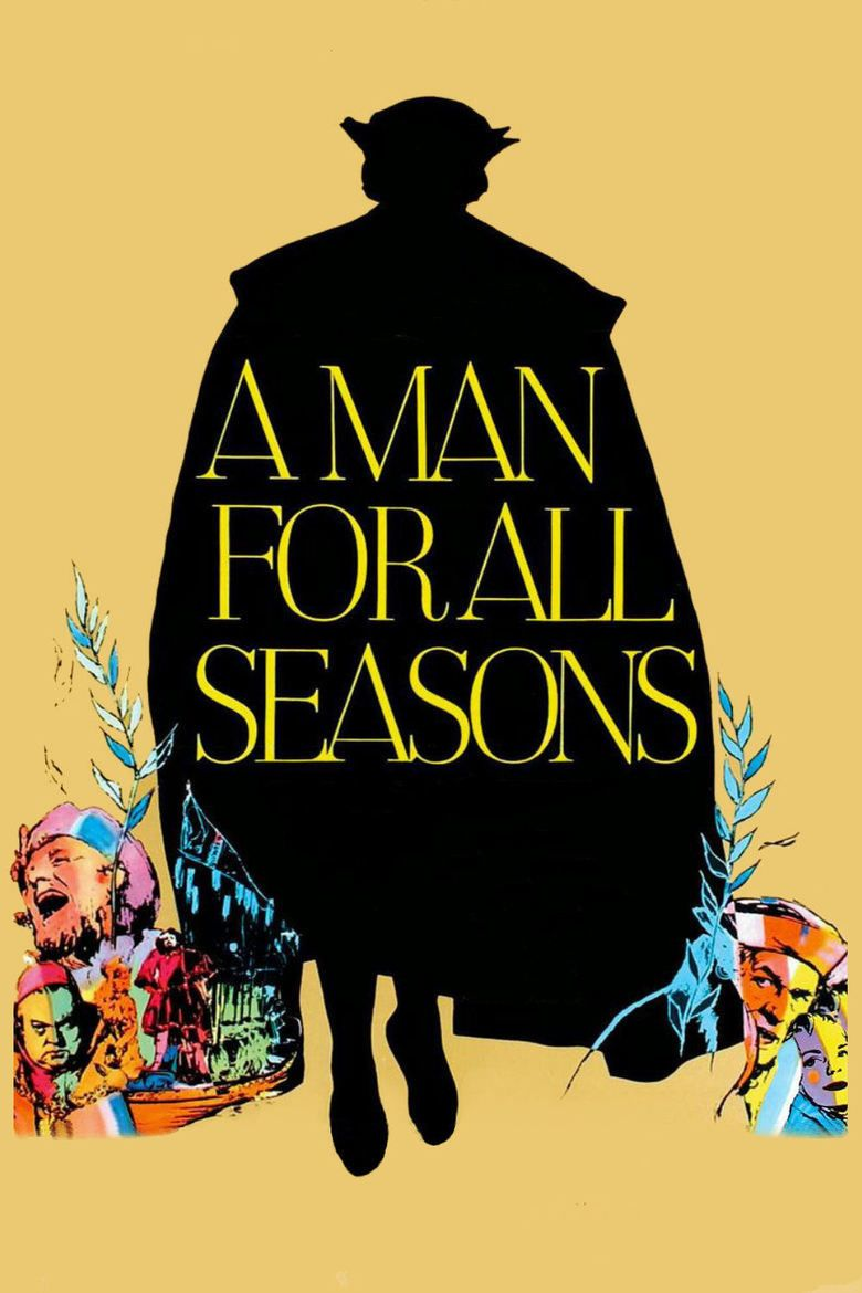 A Man for All Seasons (1966 film) movie poster