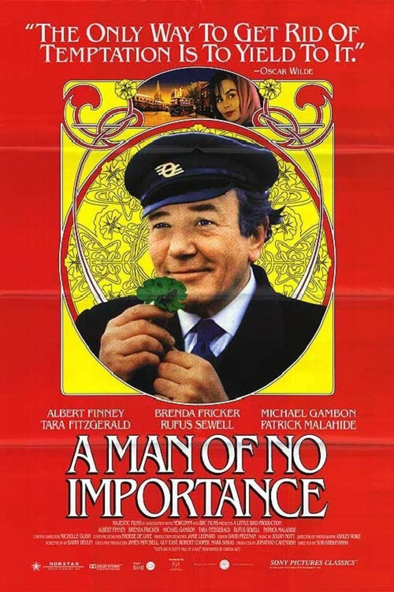 A Man of No Importance (film) movie poster