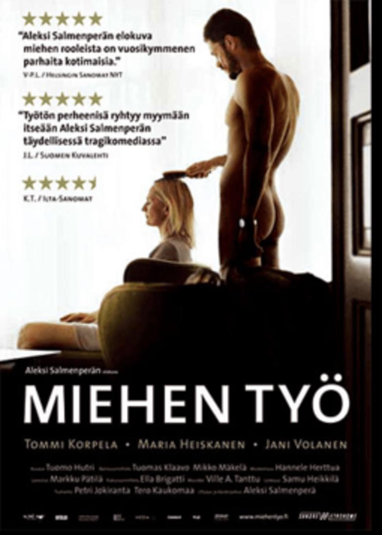 A Mans Work (film) movie poster