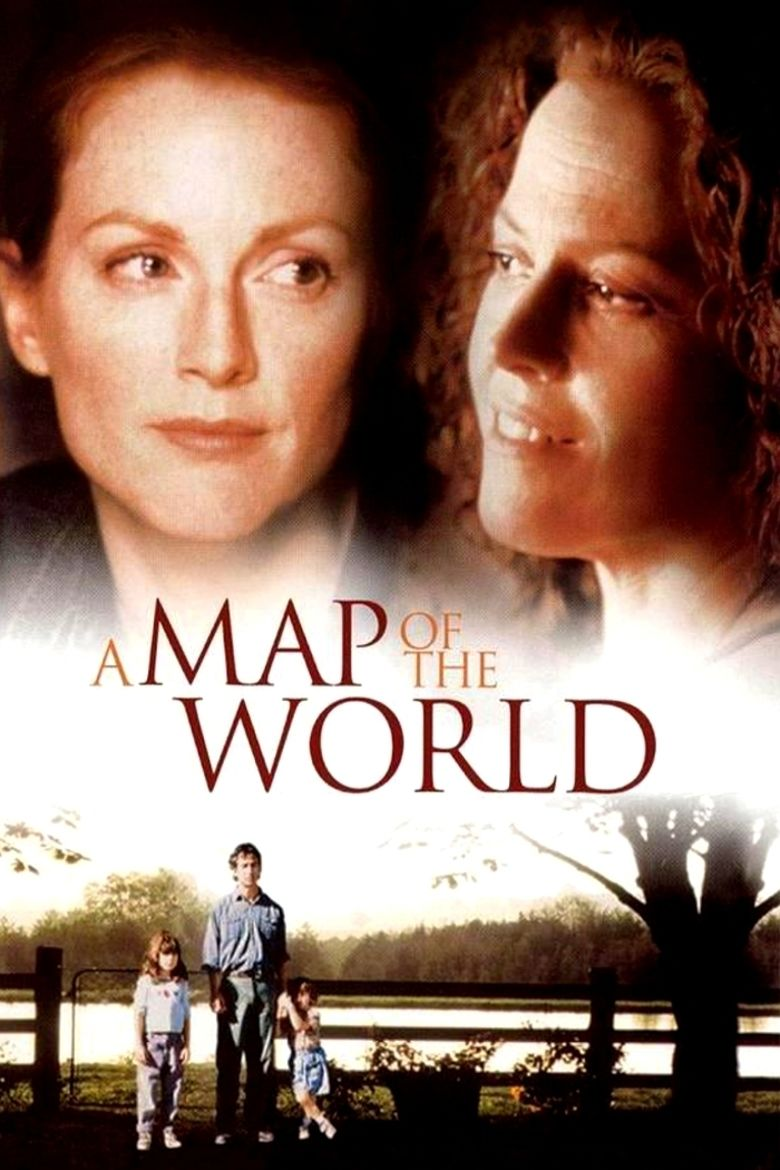 A Map of the World (film) movie poster