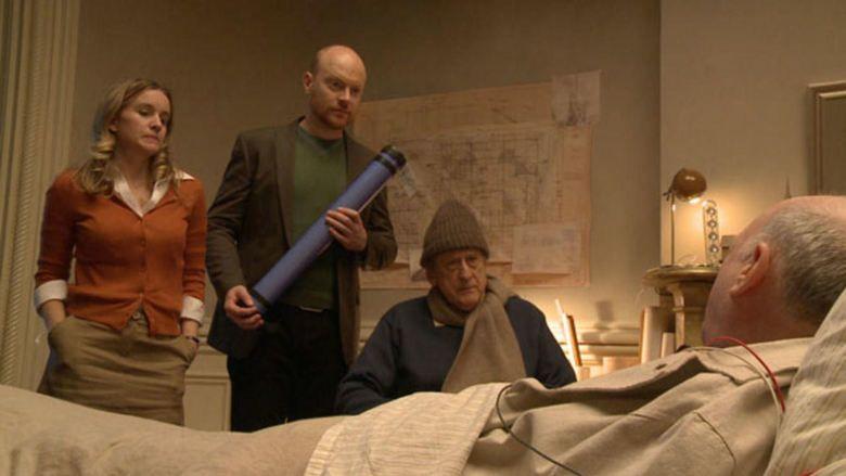 A Master Builder movie scenes