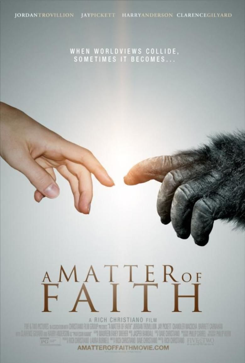 A Matter of Faith movie poster