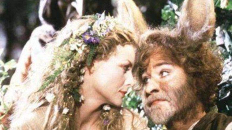 A Midsummer Nights Dream (1959 film) movie scenes