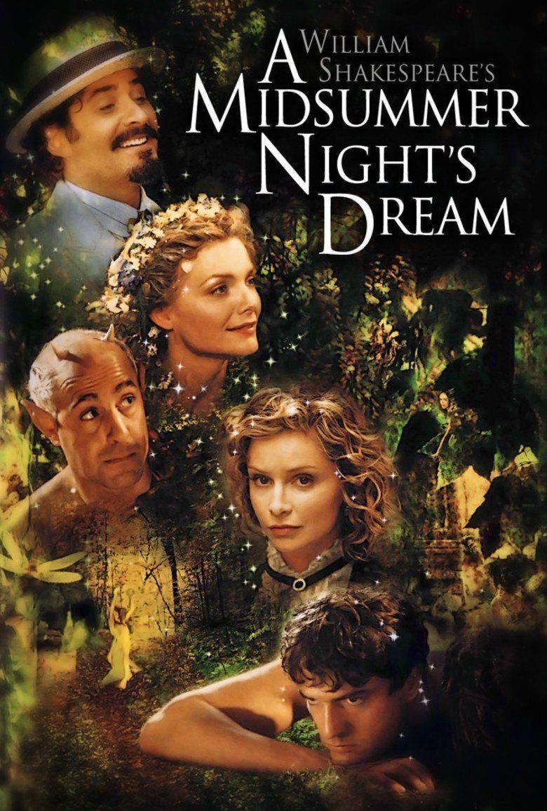 A Midsummer Nights Dream (1999 film) movie poster