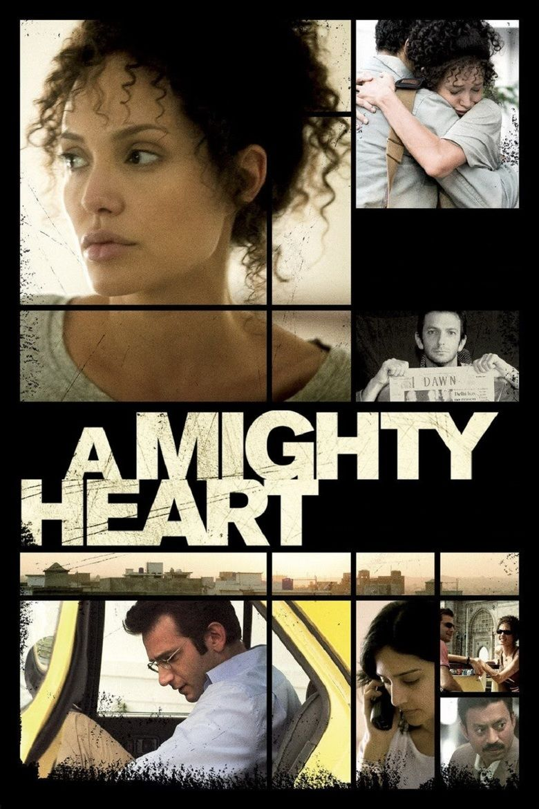 A Mighty Heart (film) movie poster