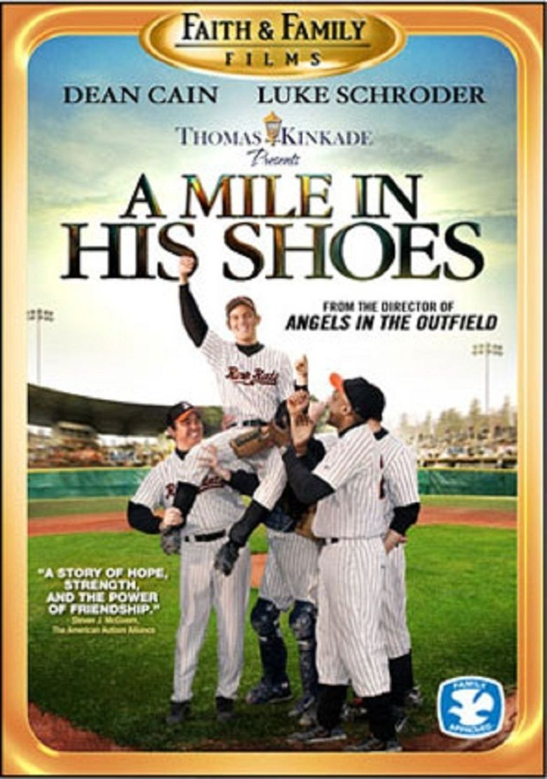 A Mile in His Shoes movie poster