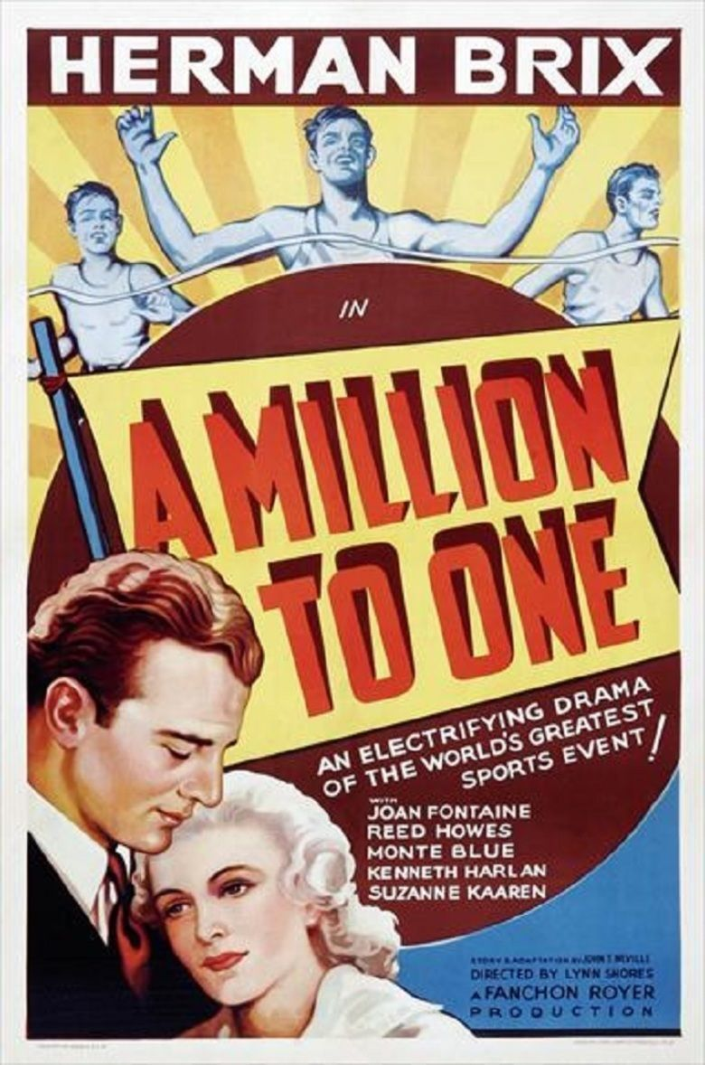 A Million to One (film) movie poster