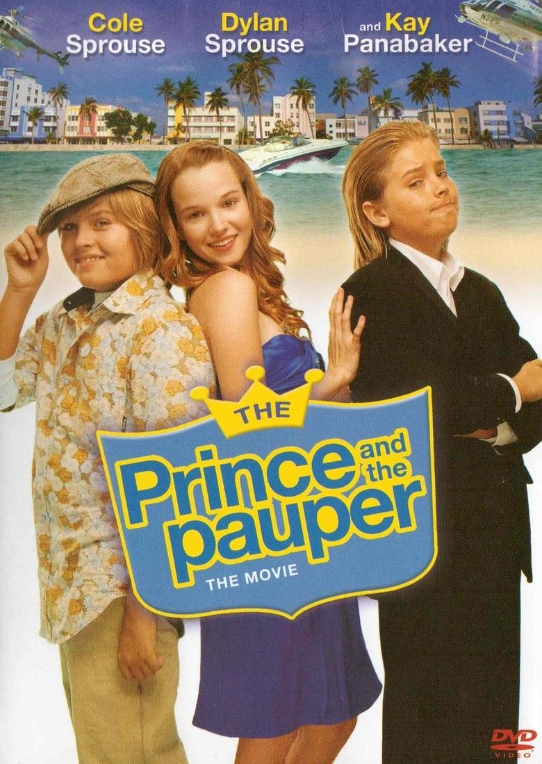 A Modern Twain Story: The Prince and the Pauper movie poster
