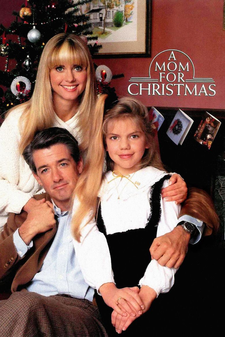 A Mom for Christmas movie poster