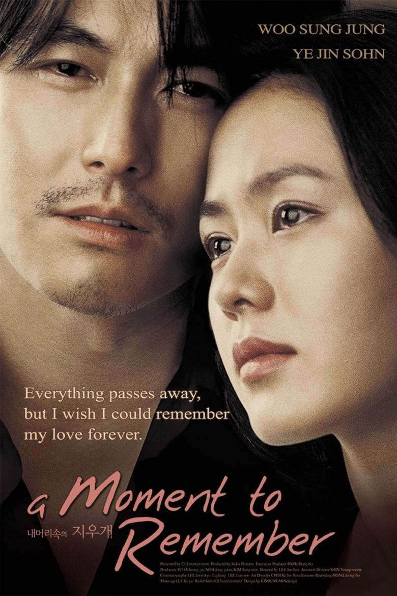 A Moment to Remember movie poster